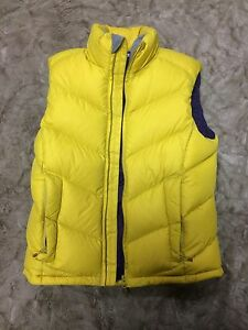 Down filled  mountain equipment coop vest