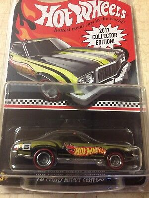 2017 Hot Wheels Kmart  Mail In    1976 Ford Gran Toriino In  Stock
