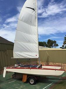 Catamaran - 14ft Paper Tiger Seaford Morphett Vale Area Preview