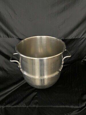 Hobart Original Bowl-sst340 Classic 40 Qt. Oem Stainless Steel Mixing Bowl - 2