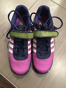 Adidas Women's size 7 Powerlifting Shoes