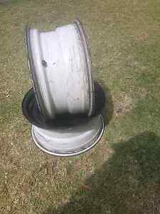 Steel  wheels Yagoona Bankstown Area Preview