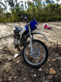 200cc road trail