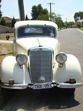 1951 Mercedes-Benz 220 Sedan Craigieburn Hume Area Preview