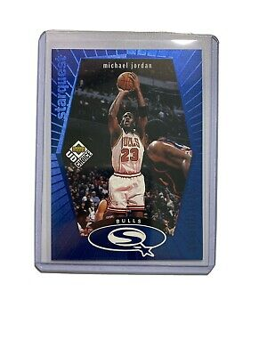 1998 Chicago Bulls Michael Jordan Upper Deck Starquest NBA Basketball Card #SQ30