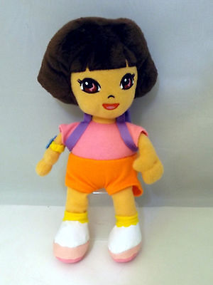 DORA THE EXPLORER CHILD'S TV CHARACTER COLLECTABLE  SOFT TOY 28X