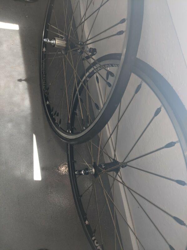Topolino CX2.0 C19 Wheelset, Carbon Spokes