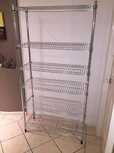 $40 Large metal shelves Kuraby Brisbane South West Preview