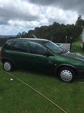 1996 Holden Barina Hatchback Nabiac Great Lakes Area Preview
