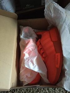 NMD R1 SolarRed size 8 $280