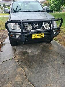 Nissan Navara 2013 STX king cab