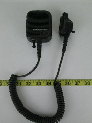 Otto Communications Speaker Microphone V2-10031 0503 6-Pin Plug
