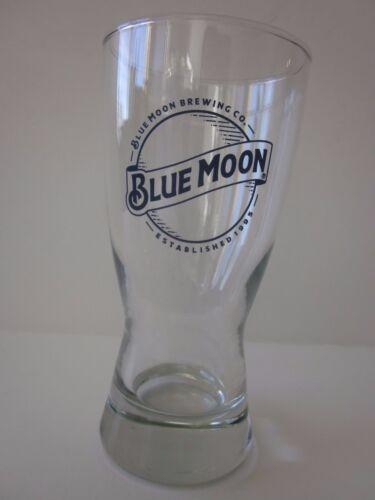 Blue Moon 10 oz Pilsner Beer Glass
