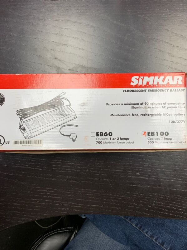 REPLACEMENT BALLAST FOR SIMKAR EB100