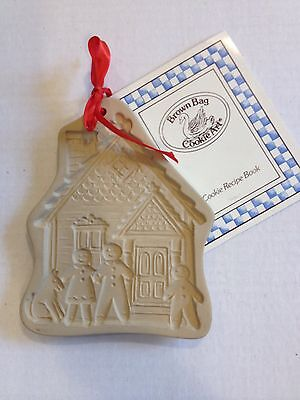 Brown Bag Cookie  Art Mold Our House Benefit Habitat Humanity  Katrina New