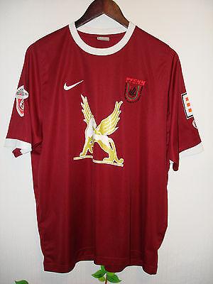 FC RUBIN Kazan (RUSSIA) MATCH WORN SHIRT 2009 image