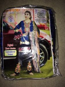 Pakistani and Indian new arrivals suits