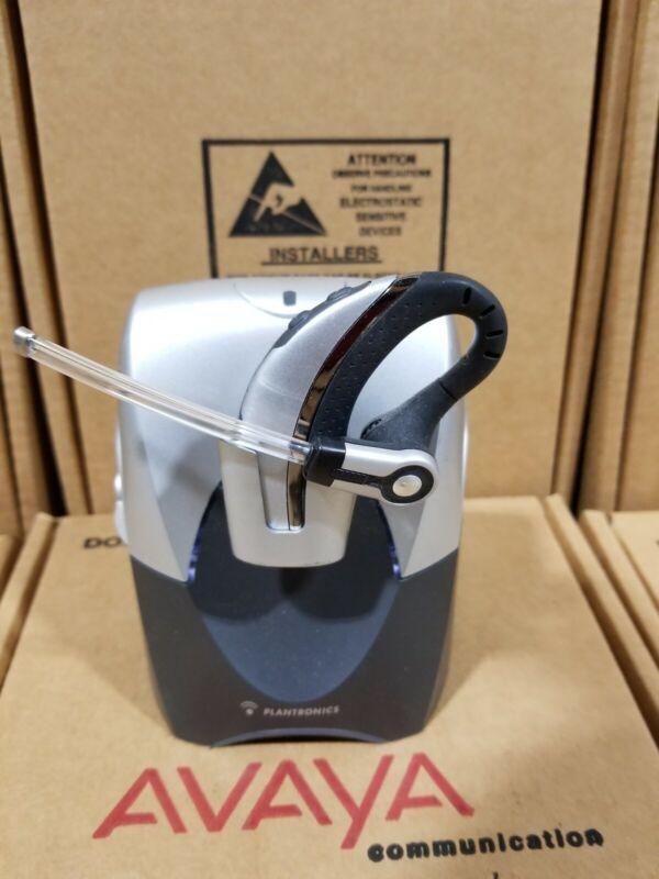 Plantronics CS70 NC Wireless Office Headset Charging Dock & Headset