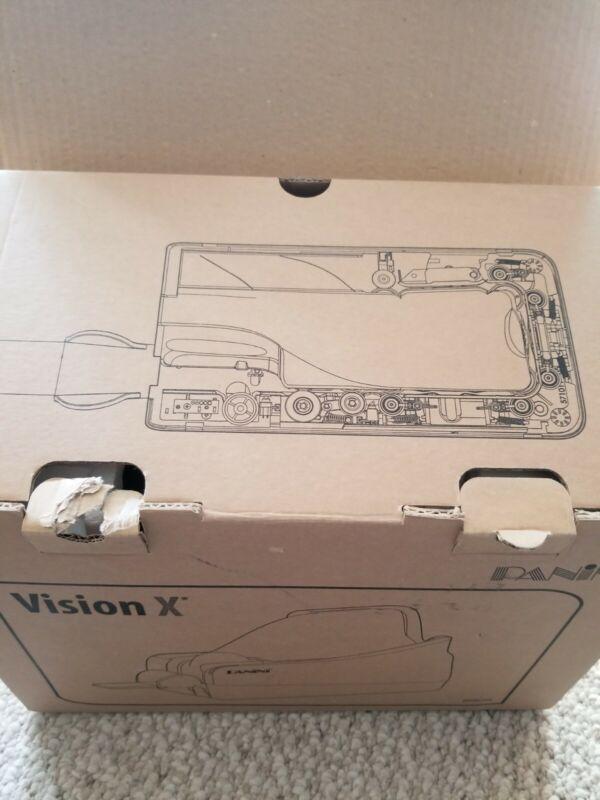 Panini Vision X Pass-through Check Scanner