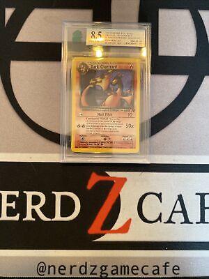 Dark Charizard Holo 4/82 - MNT 8.5 - 2000 Pokémon Team Rocket