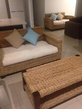Wicker 2x2 Seaters + Coffee Table, VGC, Bargain! Maroochydore Maroochydore Area Preview