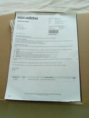 Adidas Yeezy Boost 350 Oxford Tan UK Size 8 (Original From Adidas 2015) Adidas Oxford