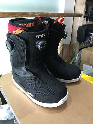 Thirty Two - Tm 2 Double Boa Snowboard Boots - UK 9.5 - Used - I001