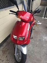 SYM JET-X 50cc Scooter Eagleby Logan Area Preview