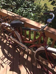 1947 Ladies CCM Loop bicycle