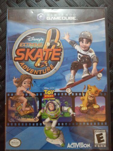 Nintendo Gamecube Disney s Extreme Skate Adventure  - $25.00