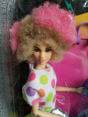 Barbie and the Rockers drummer African American target exclusive doll NRFB afro