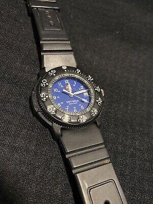 Luminox Navy Seals 3000, Blue Dial, PLEASE READ