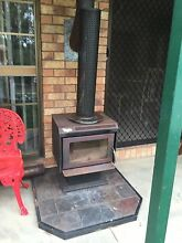 Combustion heater. North Tivoli Ipswich City Preview