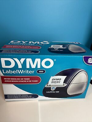 Dymo Labelwriter 450 Label Printer 1752264 - New