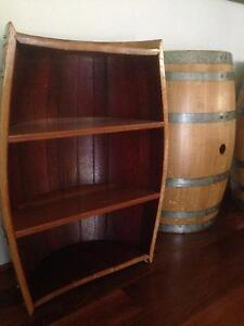 Wine Barrel Cabinets Southern River Gosnells Area Preview