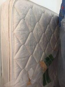 King single mattress Monterey Rockdale Area Preview