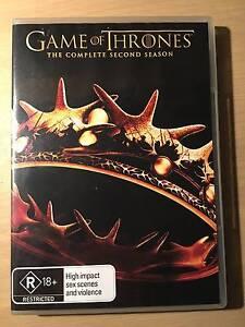 Game of Thrones Season 2 DVD Brunswick West Moreland Area Preview