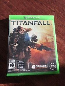 Titan fall for Xbox one