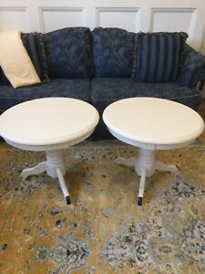Gorgeous Pair of End Tables