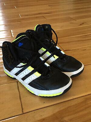 Adidas youth size 3 basketball shoes
