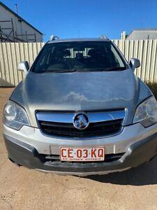 💯Sale Holden Captiva 2010 Coconut Grove Darwin City Preview