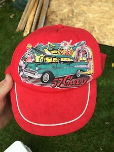 57 Chevy hat