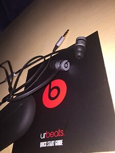 Beats by Dr. Dre urBeats In-Ear Headphones with Mic Silver