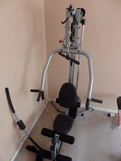 Body Solid All-In-One Home Gym