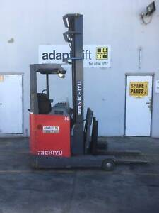 3.0T Battery Electric Sit Down Reach Truck Wetherill Park Fairfield Area Preview