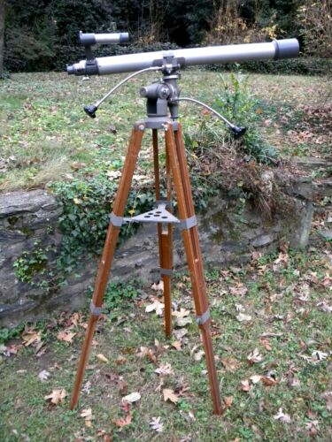 Monolux vintage Japanese telescope and more importantly...the stand