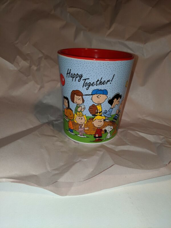 Peanuts Charlie Brown mug