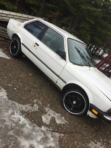 1985 BMW 325e E30 5 speed