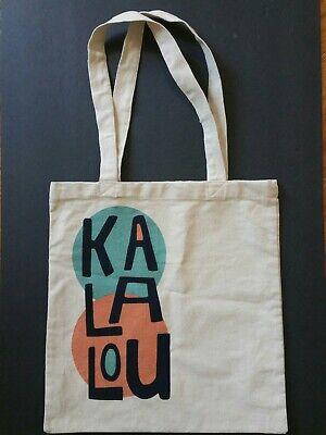 KALALOU Bag Home Decor Tote BAG Canvas Urban Outfitters, Reusable Bag