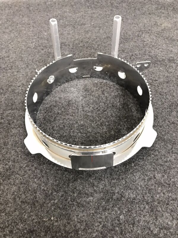 Used Embroidery Cap Frame Hoop for Tajima Machine Missing Band & Missing parts